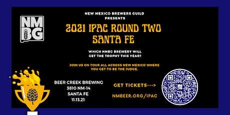 IPAC ROUND 2 - SANTA FE tickets