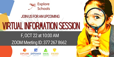 Explore Schools of Brooklyn Information Sessions tickets