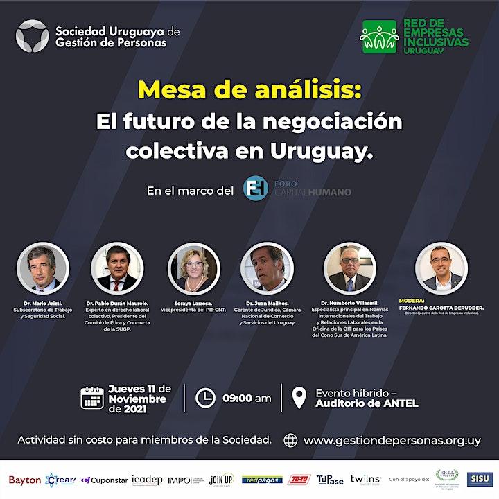 Imagen de El futuro de la negociación colectiva en Uruguay.