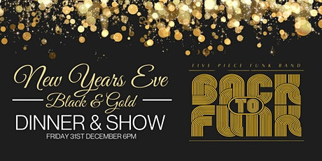 New Years Eve Dinner & Show tickets