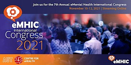 eMental Health International Congress 2021 - Virtual Event tickets