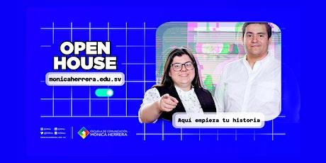 Open House 2021   CUPO10 entradas