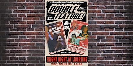 Fright Night at Libertine tickets