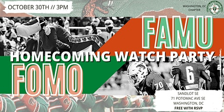 FAMU // FOMO - Homecoming Watch Party tickets