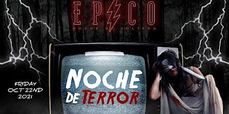 EPICO / NOCHE de TERROR / HALLOWEEN REGGAETON PARTY - 18+ tickets