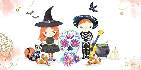 Little Workshops - Halloween! tickets