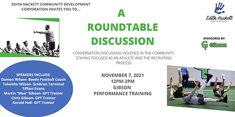 A Community Roundtable Discussion tickets