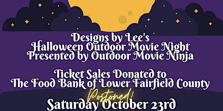 Halloween Outdoor Movie Night tickets
