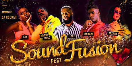 Sound Fusion Fest tickets