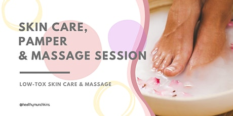 Pamper Experience with low-tox skincare & essential oils - Darwin tickets