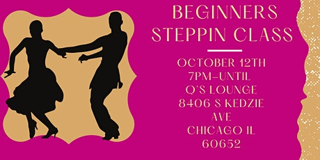 Steppin class and stepping set tickets