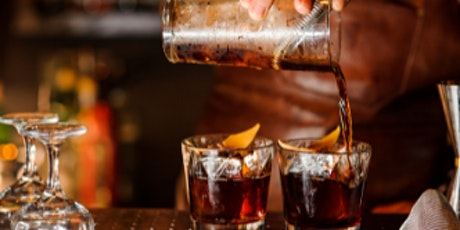 Fall Drinks Bar Tending Class–Socialize,Learn&Taste All You Make!Vaccinated tickets