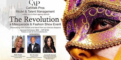 CatWalk Pros Model & Talent Management Agency Launch Masquerade Event entradas