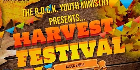 Harvest Festival/BLOCK PARTY tickets