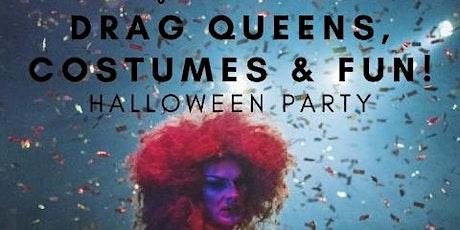 Halloween Party: Drag Queens Costume + Fun tickets