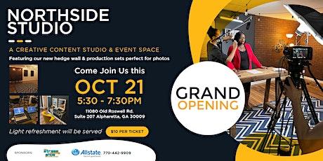 Grand Opening, Open House, Northside Studios - Alpharetta, GA tickets