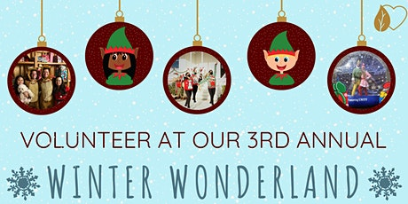 Volunteer for Fostering UNITY's  Winter Wonderland Magic tickets
