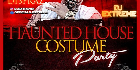 Halloween Party - Downtown Minneapolis - CRAVE HAUNTED  LOUNGE tickets