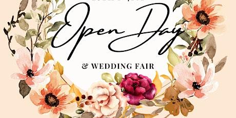 Ding Dang Doo Escape Wedding open day 2021 tickets