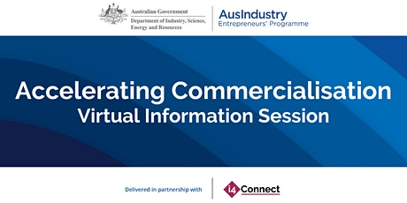 Accelerating Commercialisation - Information Session tickets