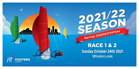 Spring Championship - Race 1 & 2 - October 24th 2021 tickets