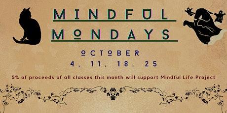 Mindful Mondays tickets