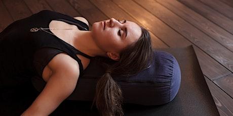 Restorative Yoga & Yoga Nidra tickets
