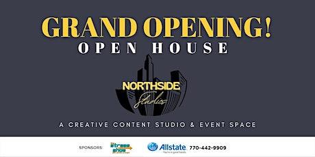 Grand Opening Northside Studios, Alpharetta GA tickets