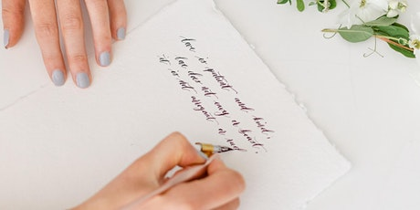 An Introduction to Modern Calligraphy tickets