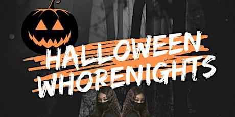 Halloween Whore Nights tickets