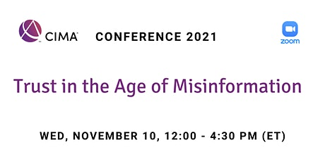 Trust in the Age of Misinformation tickets