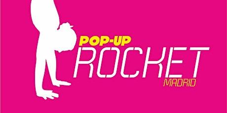 POP-UP ROCKET YOGA MADRID entradas