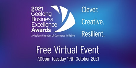 The Geelong Business of Excellence Awards tickets