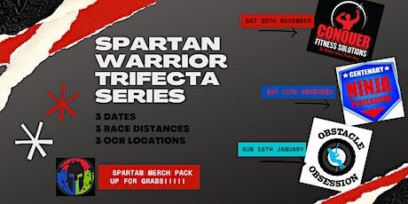 Spartan Warrior Trifecta Series - Conquer Fitness Round tickets
