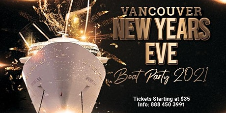 Vancouver New Year's Eve Boat Party 2022 | Things to Do | Celebration | NYE tickets