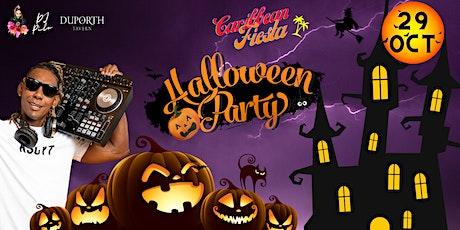 Caribbean Fiesta - Halloween Fiesta tickets