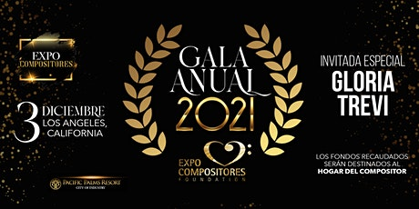 Gala Anual 2021 - Expo Compositores Foundation tickets