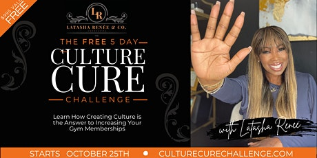 Culture Cure Challenge tickets