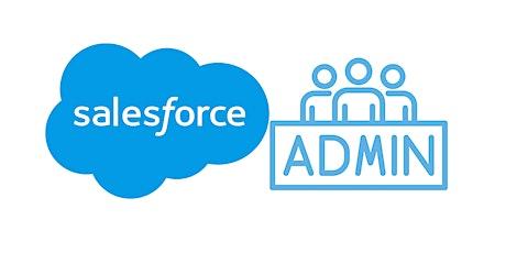 Weekends Salesforce Administrator Training Course  Reston tickets