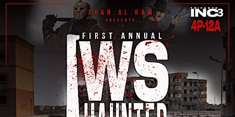 First Annual WS Haunted Yardhouse Festival tickets