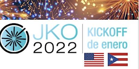 KICKOFF Enero, 2022 tickets