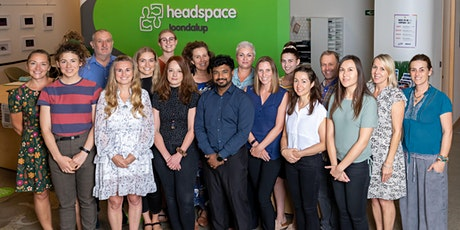 Jobs at Headspace: Information Day tickets