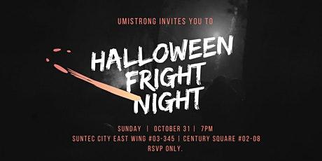 Halloween  Horror Night Event tickets