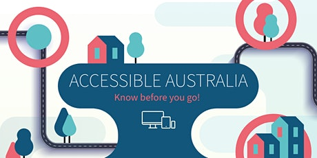 Cairns Accessibility Mapping tickets