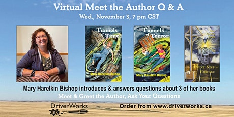 Virtual Meet the Author Q & A - Mary Harelkin Bishop tickets