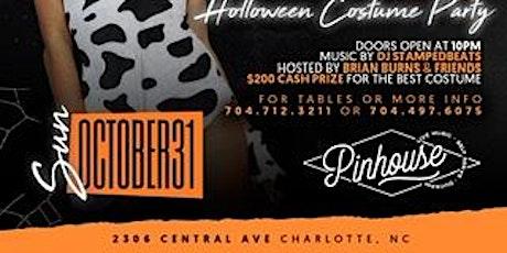 Disturbia Halloween Costume party tickets