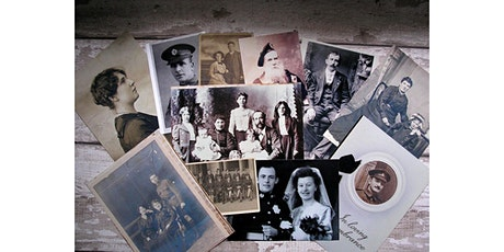 Online event: Introduction to family history tickets