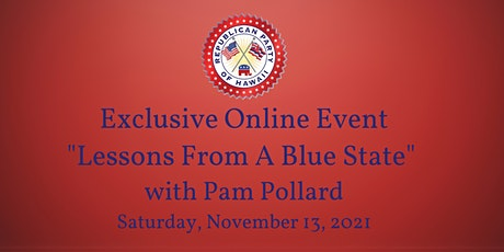 Lessons From A Blue State tickets