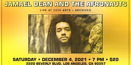 Just Jazz Presents Jamael Dean - Dean and the Afronauts tickets