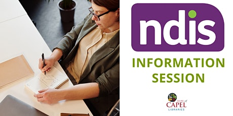NDIS Information Session tickets